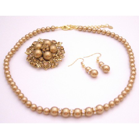Looking For Harvest Color Jewelry Fine Handcrafted Pearls